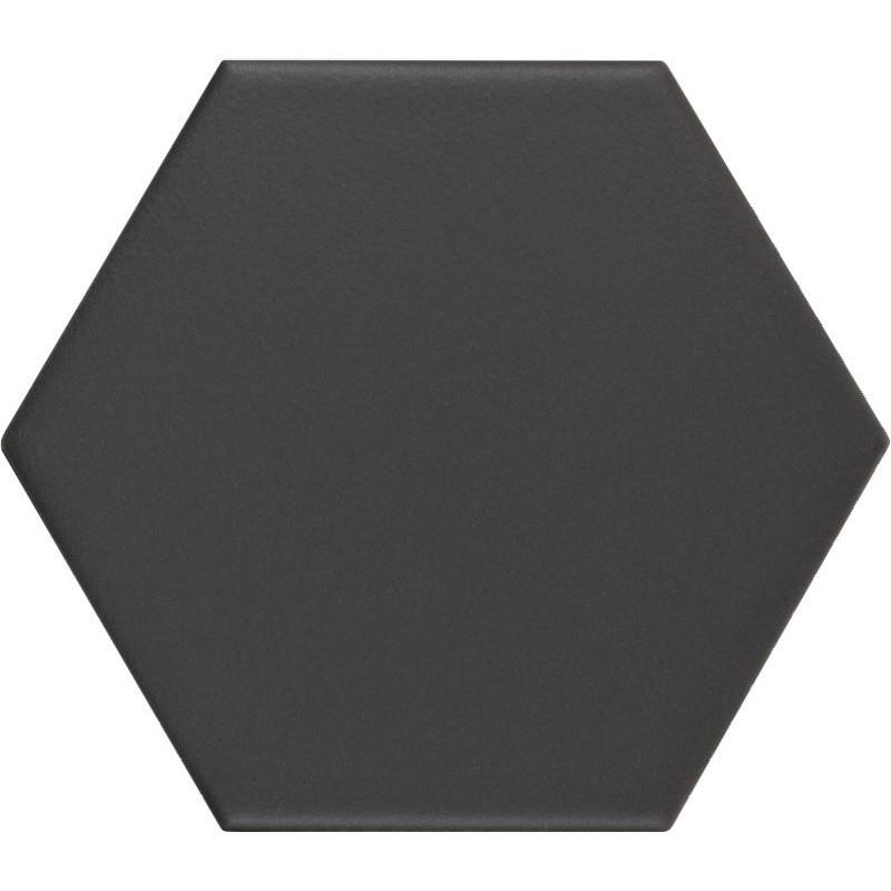 carrelage-hexagonal-noir-mat-116x101-kromatika-black-pour-sol-et-mur