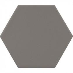 Carrelage hexagonal gris 11.6x10.1 Kromatika grey
