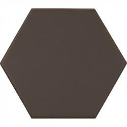 carrelage-hexagonal-marron-kromatika-brown-116x101-pour-sol-et-murs