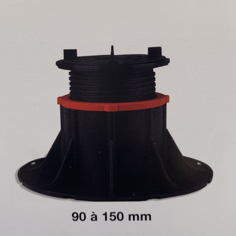 plot-reglable-de-terrasse-tete-autonivelante-PROFILPROS-90-a-150-mm