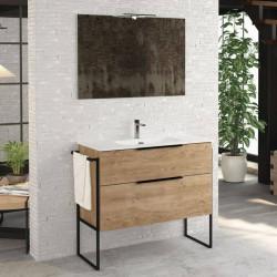 meuble-100-cm-avec-plan-de-vasque-100-ceramique-simple-vasque-style-industriel-en-bois-et-metal-Galaxy-100