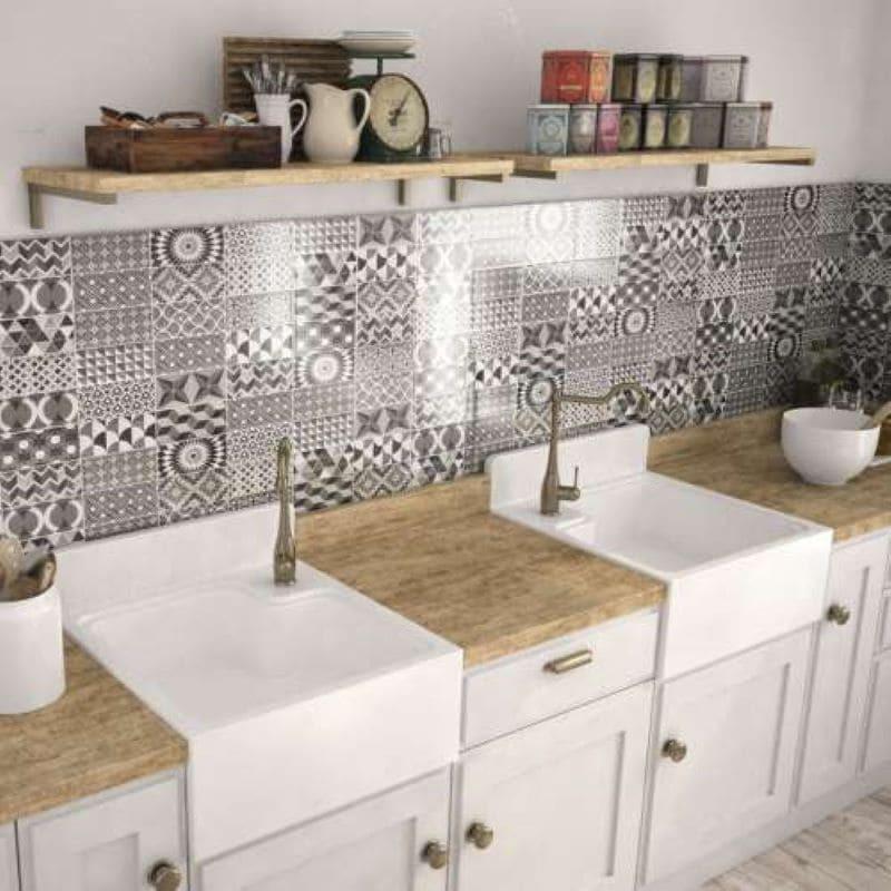 carreau-metro-decor-patchwork-gris-noir-blanc-credence-cuisine