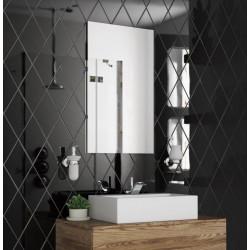carrelage-152x263-losange-mural-rhombus-wall-black-noir-brillant