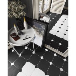 carrelage-octogonal-noir-blanc-mat-a-cabochon-noir-et-blanc-mat-20x20 1