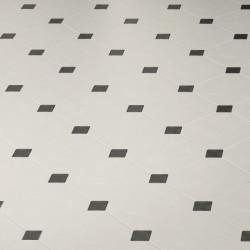 carrelage-octogonal-blanc-mat-a-cabochon-noir-brillant-octagon-20x20