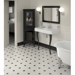 carrelage-octogonal-blanc-mat-a-cabochon-noir-octagon-20x20 1