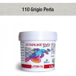 Colle et joint époxy Starlike Evo C.110 grigio perla 2.5 kg