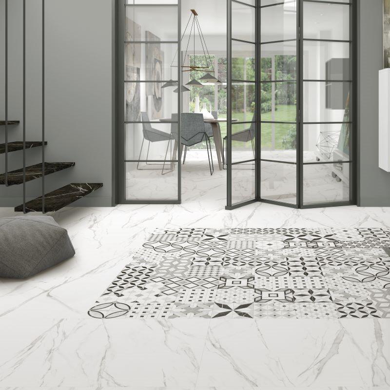 sol-sejour-moderne-carrelage-imitation-marbre-blanc-mat-thalassa-blanco-60x60