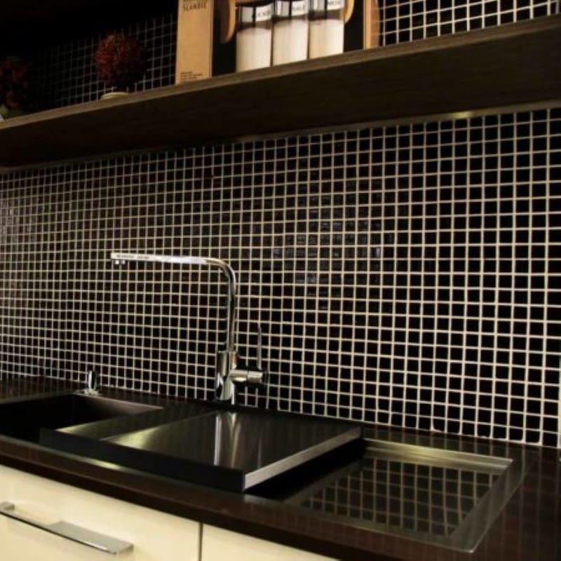 credence-cuisine-emaux-de-verre-uni-noir-25x25-MC901